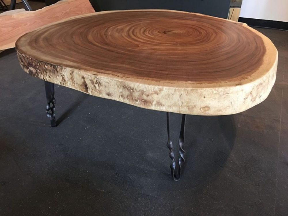 Monkey Pod Coffee Table